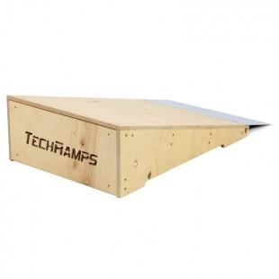 Skocznia Kicker drewniany Techramps  TR-M-K28-59